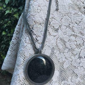 """Celeste"" necklace by Premier Designs Jewelry."